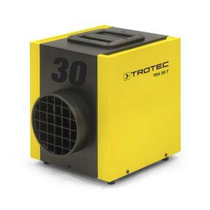 RADIATEUR D'APPOINT Chauffage électrique de chantier Trotec TEH 30 T