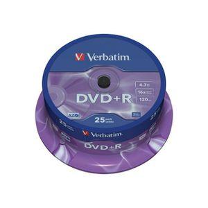 CD - DVD VIERGE VERBATIM - 43500