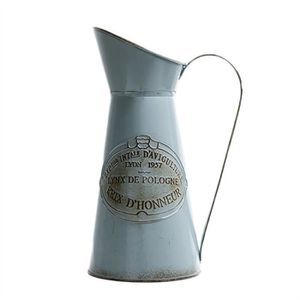 VASE - SOLIFLORE Antiquité Style Français Rustique Primitive Cruche