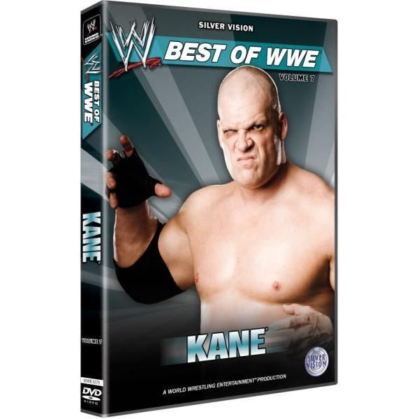 DVD DOCUMENTAIRE DVD WWE, best of Kane
