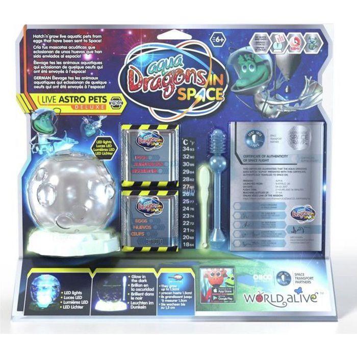 Aqua Dragons en direct Astro Pets Deluxe