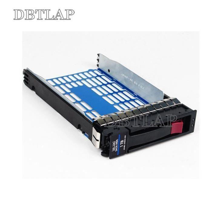 Nouveau pour HP 3.5 SAS SATA CADDY HP SERVER DL160 DL180 DL380 ML150 ML310 ML330 G6 G7 373211