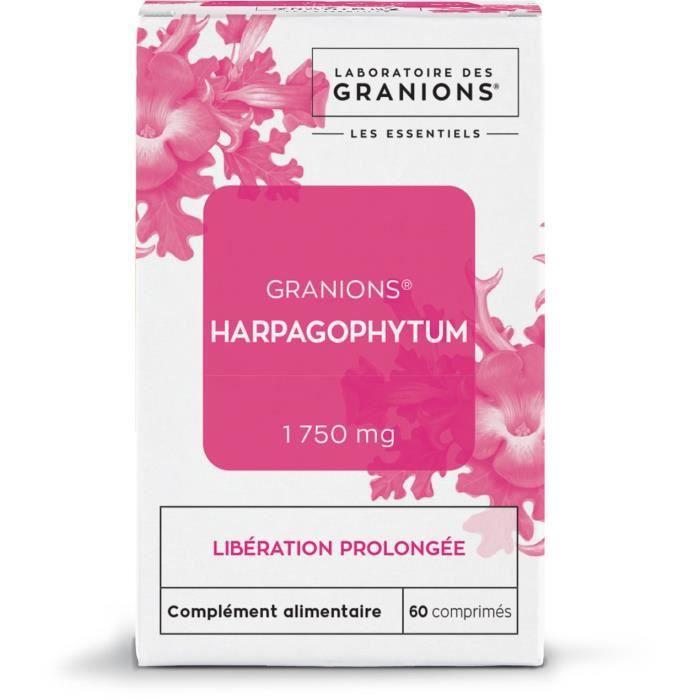 GRANIONS® HARPAGOPHYTUM - 60 COMPRIMÉS