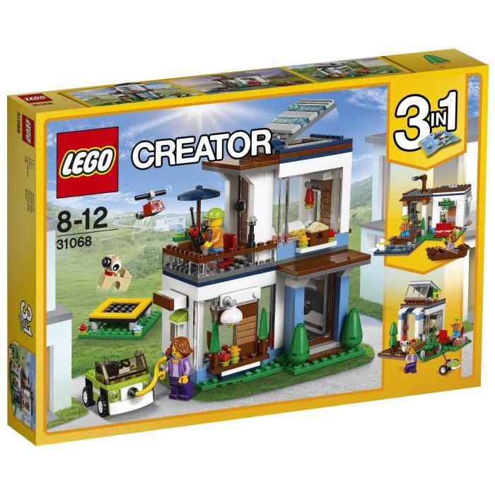 LEGO® Creator 31068 La Maison moderne