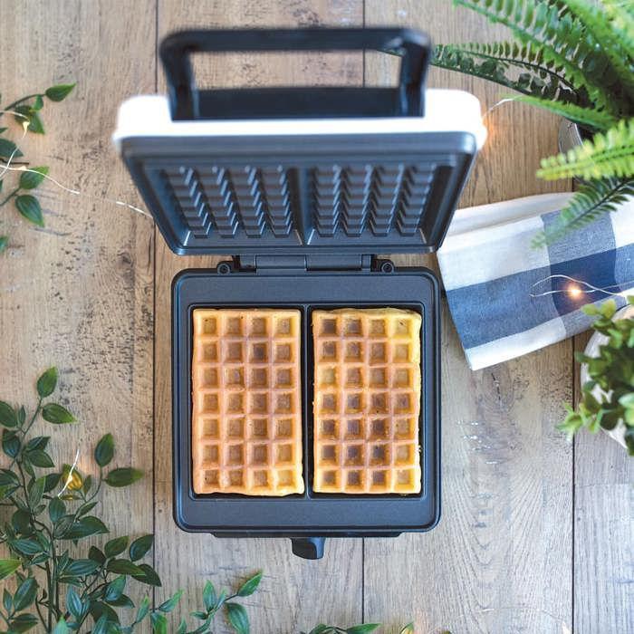 LIVOO -Gaufrier avec thermostat - DOP206