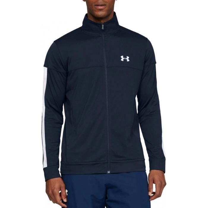 Veste de survêtement Under Armour Sportstyle Pique - 1313204-409