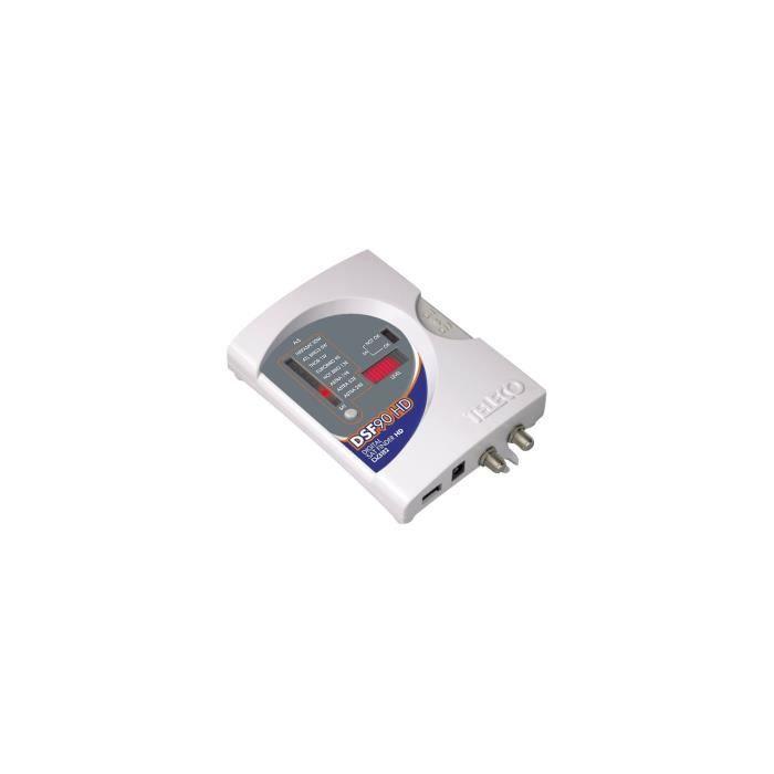 TELECO Module d'assistance au pointage satellite DSF90 HD