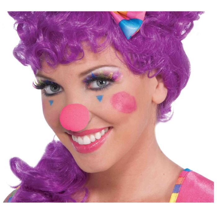 nez rosella la clown adulte achat vente masque decor visage cdiscount. Black Bedroom Furniture Sets. Home Design Ideas