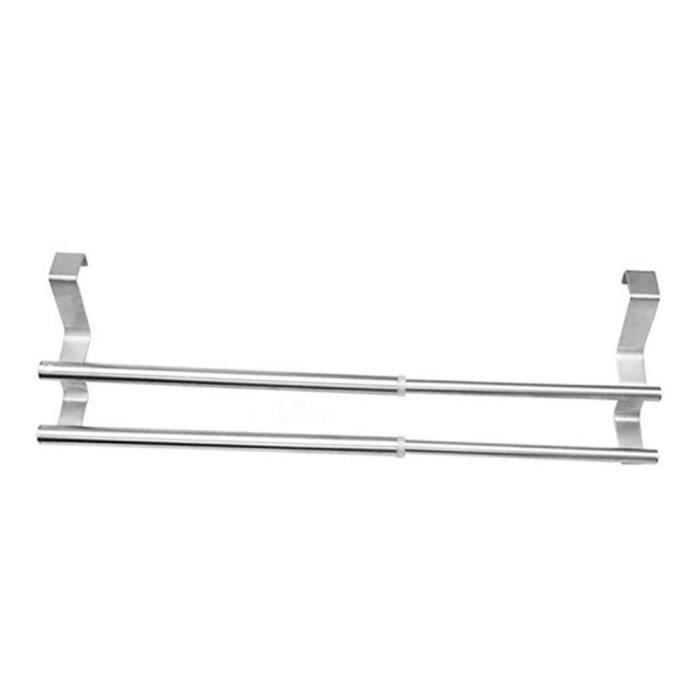 serviette support chromé Serviette Support Debout 2 bras Stand serviette support