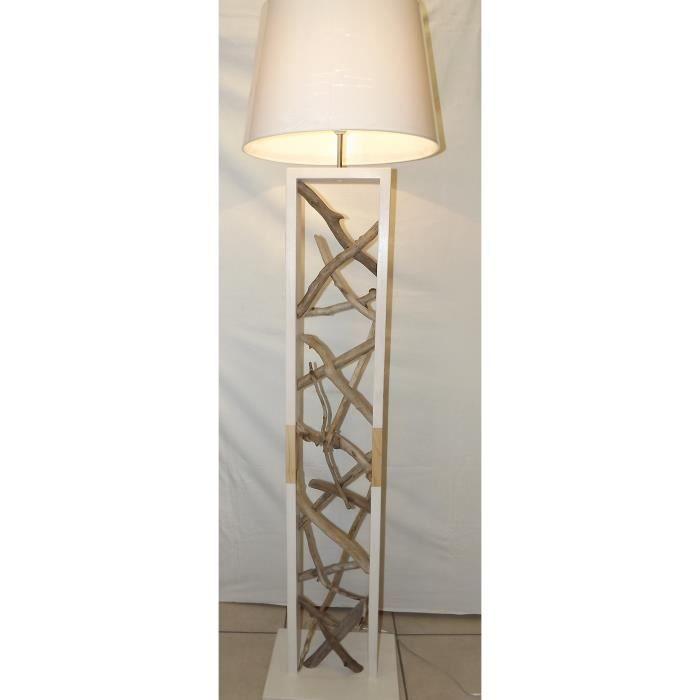 Lampe Bois Flotte Cap Au Sud Achat Vente Lampe Bois Flotte Cap Au Su Cdiscount