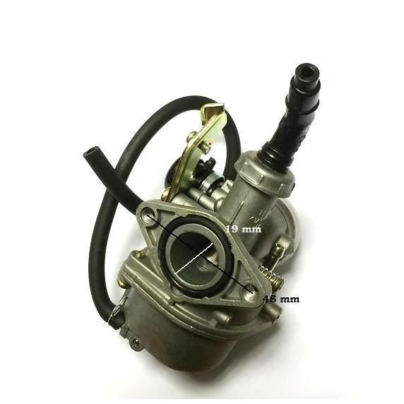 Carburateur Pz19 Quad 110cc 125cc Big Foot Achat Vente