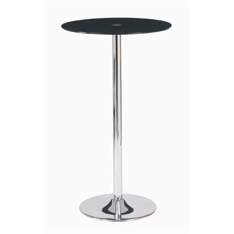 Table bar ronde en verre achat vente mange debout - Table mange debout ronde ...