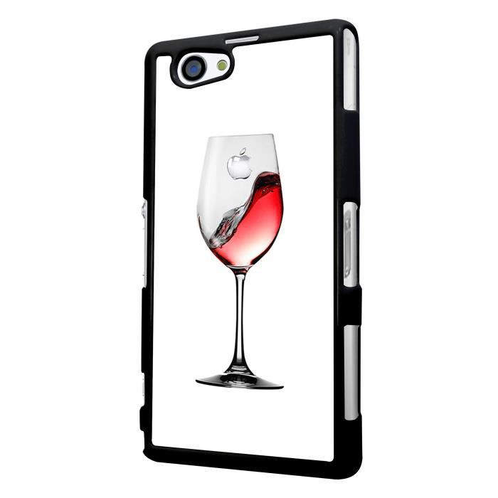 Drink glass wine drink sony xperia z2 compact couverture - Espionner portable sans y avoir acces ...