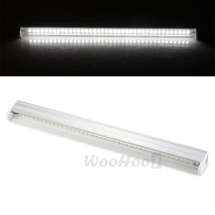 t5 4w 2835 smd 20 leds lampe tube fluorescent lumi re blanc 6500k ac90 240v achat vente t5. Black Bedroom Furniture Sets. Home Design Ideas