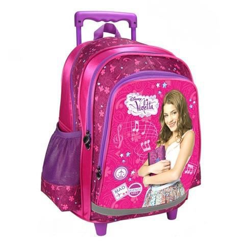 cute school bags sac d ecole a roulette violetta. Black Bedroom Furniture Sets. Home Design Ideas