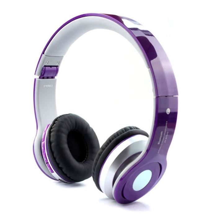 casque st r o mp3 fm bluetooth avec micro achat. Black Bedroom Furniture Sets. Home Design Ideas