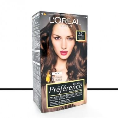 coloration loreal coloration prfrence 43 manilla marr - Coloration Preference