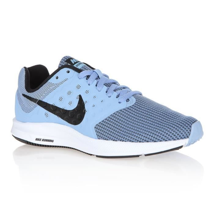 detailed look d4aff 72c63 NIKE Baskets de Running Downshifter 7 - Femme - Bleu