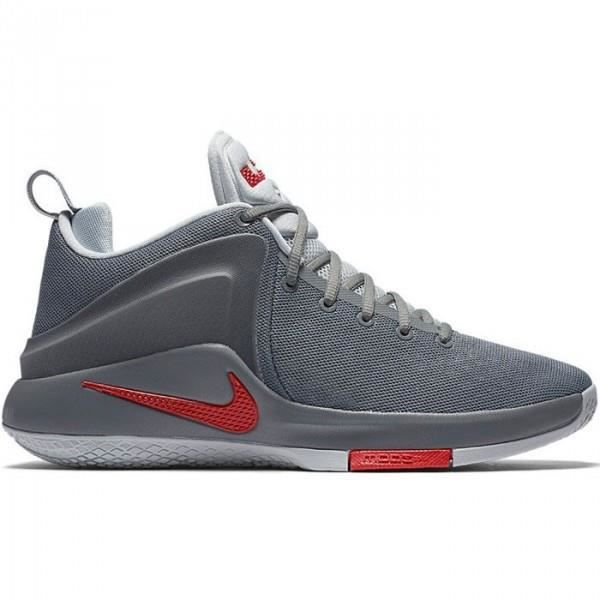 Nike Grise Basketball De Homme Pour Chaussure Lebron Zoom Witness PZuiOXkT