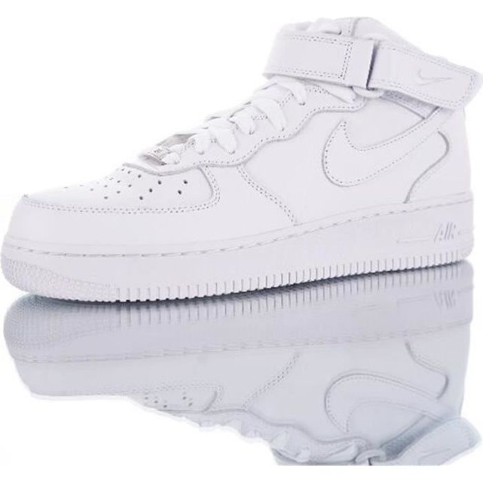 air force 1 noir montante