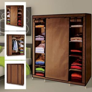 armoire dressing achat vente armoire dressing pas cher cdiscount. Black Bedroom Furniture Sets. Home Design Ideas