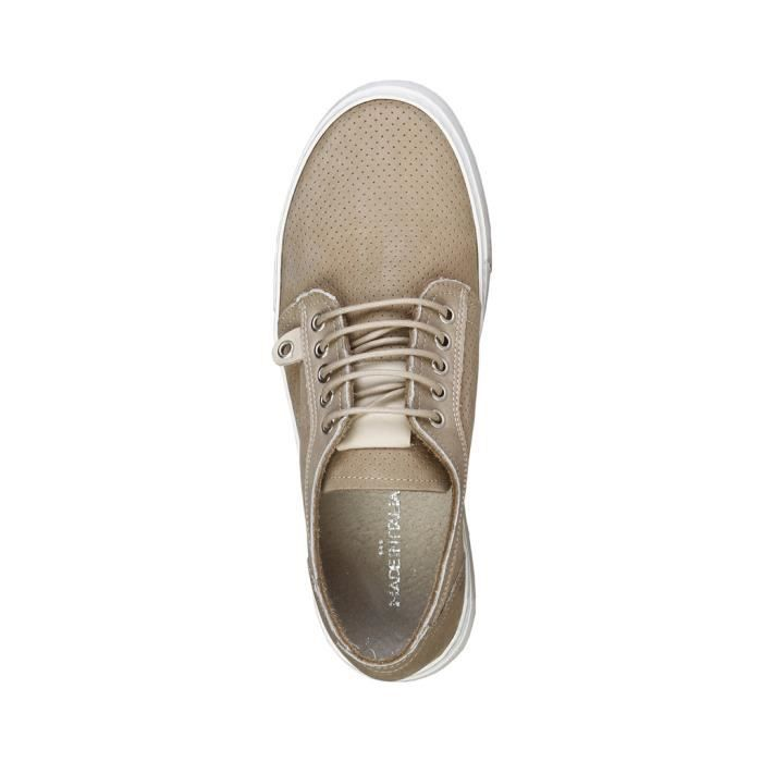 Made in Italia - Baskets pour homme (SAMUELE_TAUPE) - Brun