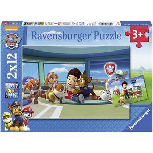 PUZZLE Ryder Amis Pat Patrouille Ravensburger - 07598 - L