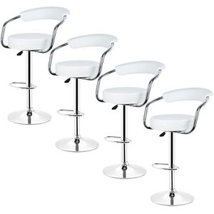 d0e8245d2bdd71 Lot de 4 tabourets de bar Magic Gris - Achat   Vente tabouret de bar ...