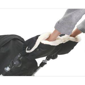 Landau seule poign/ée pour b/éb/é Mitaines Freeas Poussette//landau//poussette Polaire Poussette combin/ée Gants//main//poussette antigel pour b/éb/é Accessoires pour poussette