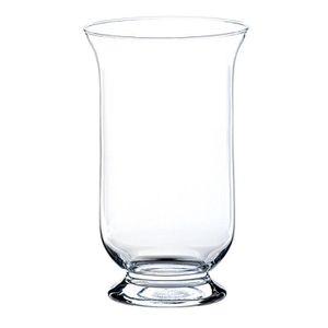 VASE - SOLIFLORE Bougeoir - Vase en verre LEA, transparent, 25 cm,
