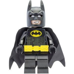 RÉVEIL ENFANT ClicTime - Lego Batman - The LEGO Batman Movie rév