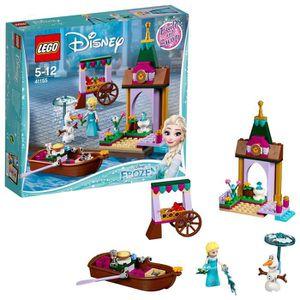 ASSEMBLAGE CONSTRUCTION Lego 41155 Disney Princess Elsa Adventure marché M