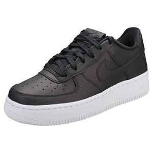 BASKET Nike Air Force 1 Ss (gs) Femme Baskets Anthracite