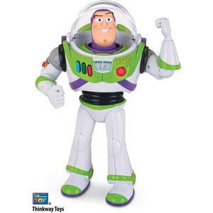 FIGURINE - PERSONNAGE TOY STORY - Figurine Parlante Buzz 30cm