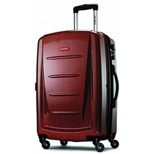 VALISE - BAGAGE SAMSONITE bagages winfield 2 hs mode spinner 24 1E