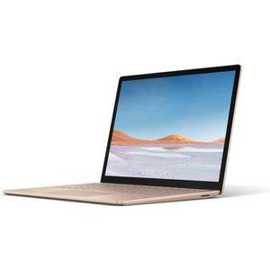 """Vente PC Portable NOUVEAU Microsoft Surface - Laptop 3 - 13.5"""" - Core i5 - RAM 8Go - Stockage 256Go SSD - Sable pas cher"""