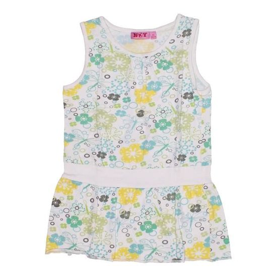 Robe Enfant Fille Kiabi 4 Ans Blanc Ete 982791 207350233 Blanc Blanc Achat Vente Robe Cdiscount