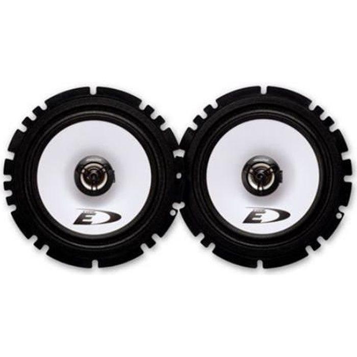 Alpine SXE-1725S, 2-voies, 220 W, 40 W, 92 dB, 60 - 20000 Hz