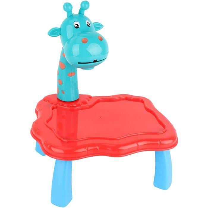 KIT DE DESSIN Kit de dessin de projecteur pour enfants, dessin de planche, dessin de bureau de projecteur, table de planche &agr1158