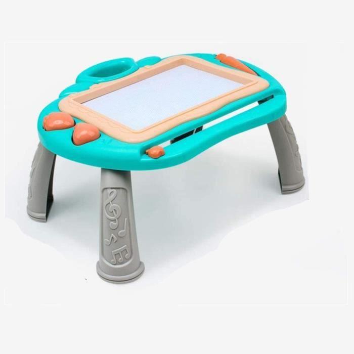 AJH Planche à Dessin magnétique Table à Dessin Couleur pour Enfants Graffiti Planche à Dessin Planche à Dessin effaçable Cadeau po