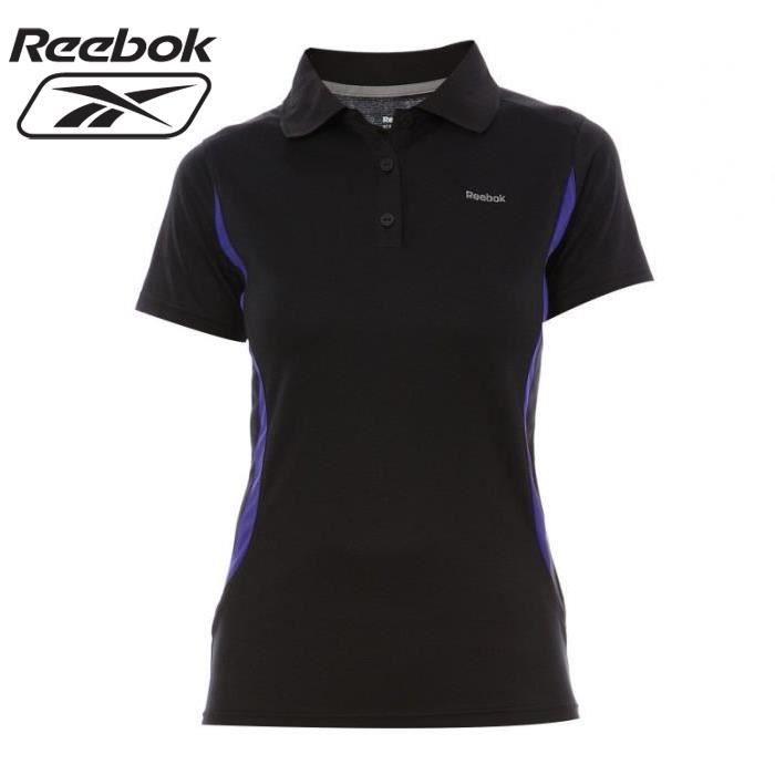 Polo Reebok noir
