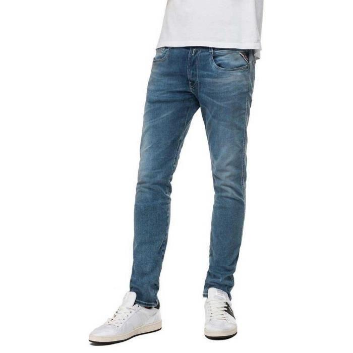 Vêtements Homme Pantalons Replay M914y Anbass
