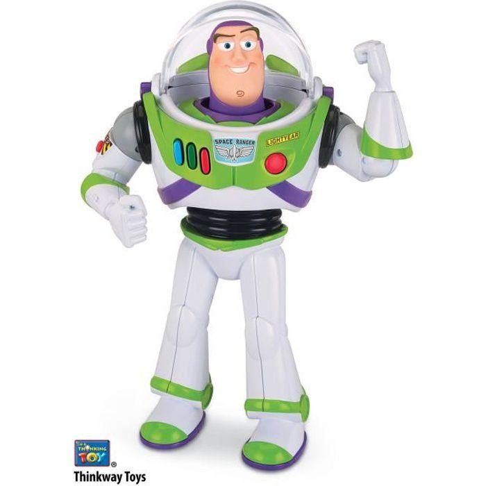 TOY STORY - Figurine Parlante Buzz 30cm