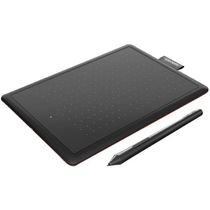 WACOM One By WACOM Small - Tablette graphique stylet - Noir