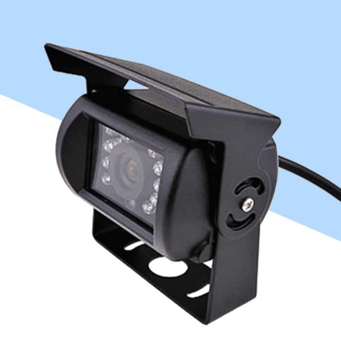 Caméra de recul de voiture 1080P CMOS caméra de stationnement de 120 degrés infrarouge LED RADAR DE RECUL - CAMERA DE RECUL