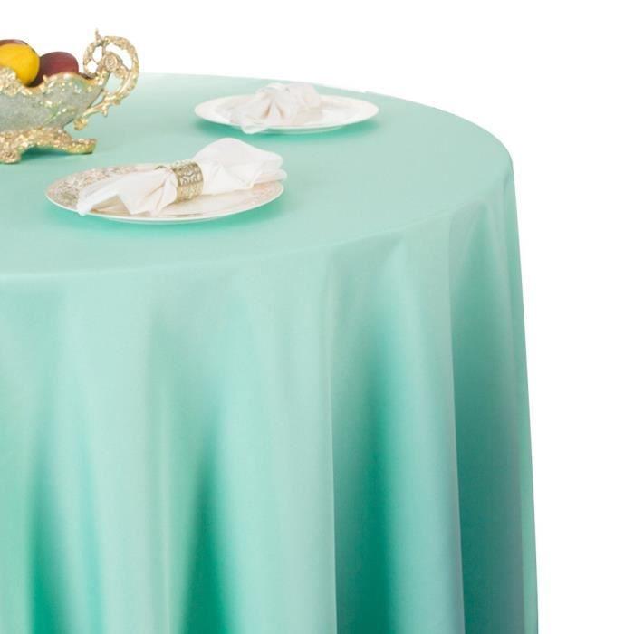 Table de jardin ronde 200cm