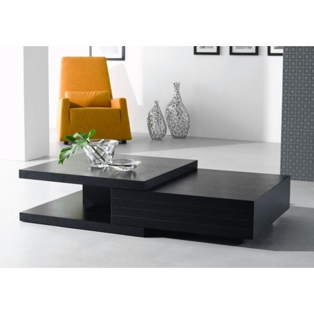 Table basse bradford wengue achat vente table basse table basse bradford - C discount table basse ...