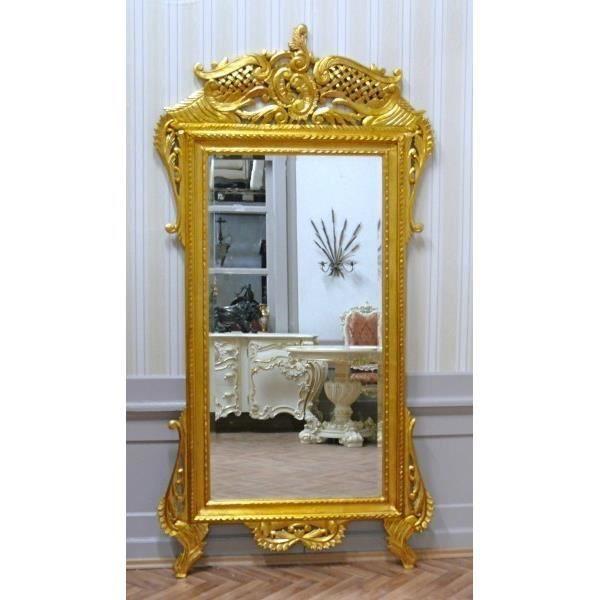 Miroir Baroque Grand Miroir Mural Almi0304b De Style Antique