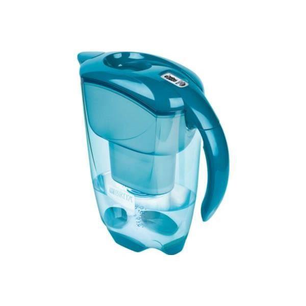 Brita Soft Squeeze Water Filter Bottle For Kids Navy Blue Sports//Pink Butterflies Variety 2 Pack
