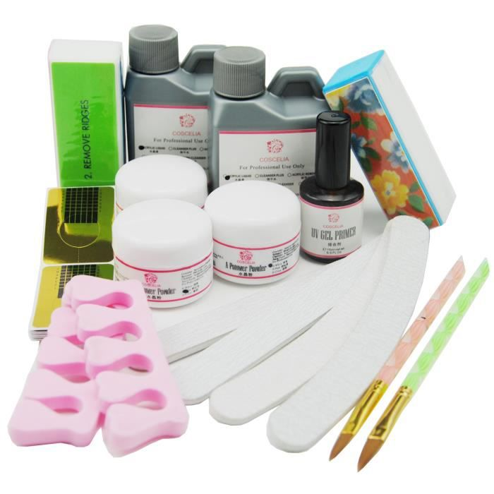 faux ongles kit pas cher
